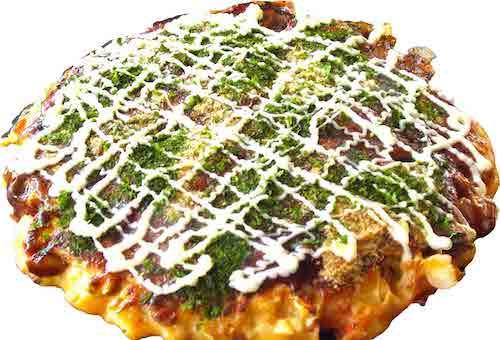Okonomiyaki (お好み焼き)