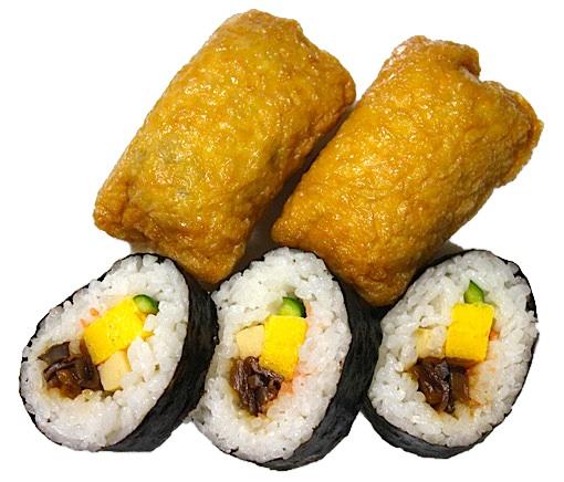 Makizushi (巻き寿司)