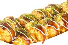 Takoyaki (たこ焼き)