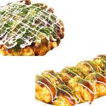 Okonomiyaki Takoyaki