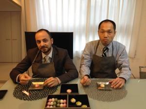 Halal Japanese sweets